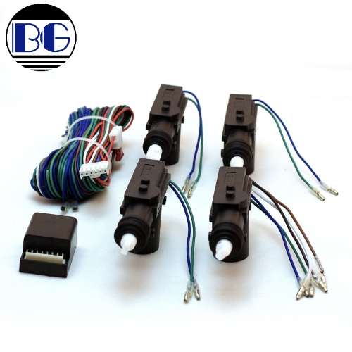 Central Locking System Car Door Lock Actuator Dc 12v Door Locking Motor