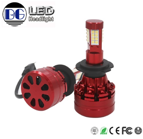G8 LED headlight 4 side high power LED headlight
